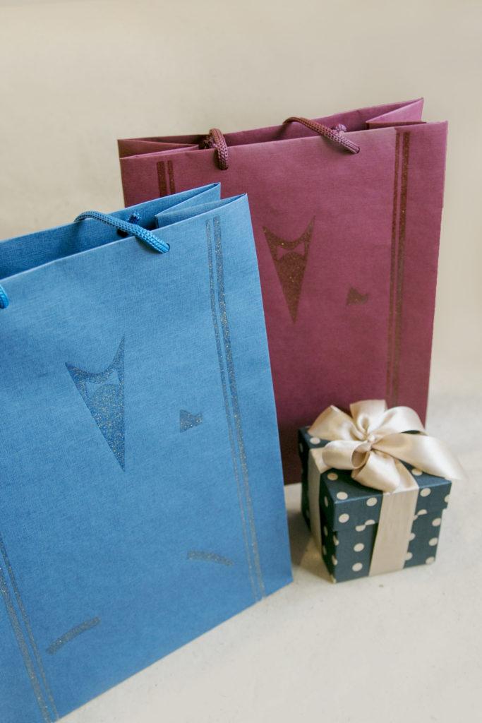 мужские подарочные пакеты