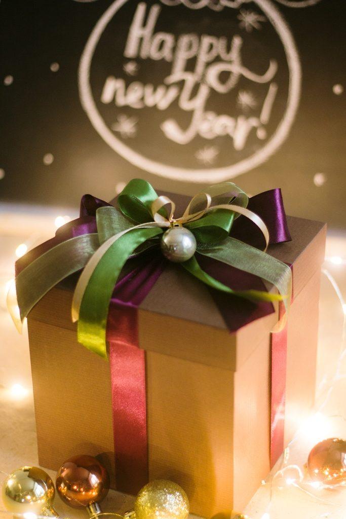 новогодние коробки в Екатеринбурге